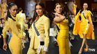 181 ภาพจุกๆ เปิดตัว 58 สาวงาม มิสยูนิเวิร์สไทยแลนด์ 2019 ในชุดโทนสีเหลือง