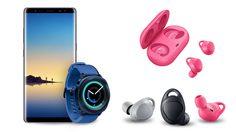 Samsung เปิด Pre-Order สำหรับ Gear Sport และ Gear IconX 2018 แล้ว!