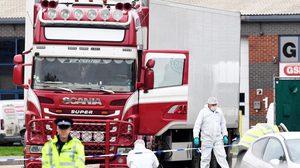 หนุ่มขับรถบรรทุก39ศพ ถูกตำรวจอังกฤษ แจ้งข้อหาฆ่าคนตาย
