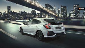 Honda Civic Sport ใหม่ บุกขายที่ตลาดสหราชอาณาจักร ด้วยราคา 9.4 แสนบาท