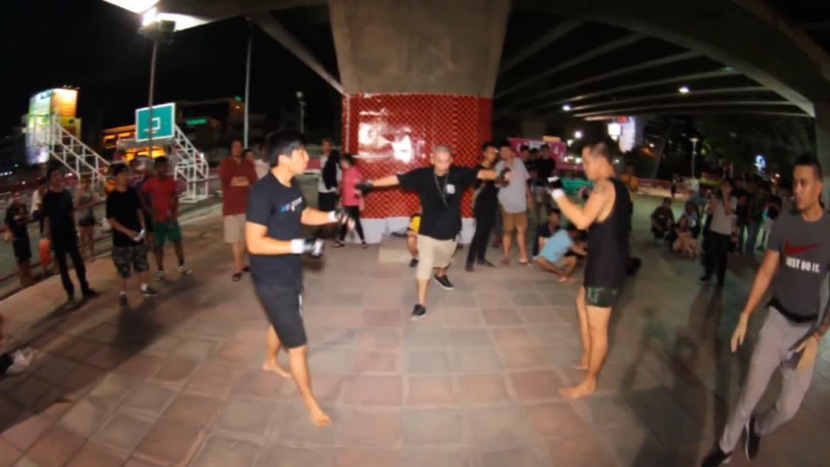 Fight Club Thailand โม x เปา คู่ที่ 36