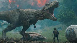เผ่นกันป่าราบ!! ทั้งคนทั้งไดโนเสาร์วิ่งหนีภูเขาไฟปะทุ ในตัวอย่างเต็ม Jurassic World: Fallen Kingdom