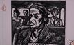 ศิลปินผิวสีจัดแสดงศิลปะสะท้อนการเหยียดสีผิว