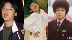 ภาพก่อนเดบิวต์สุดฮา ของเหล่าไอดอลเกาหลี