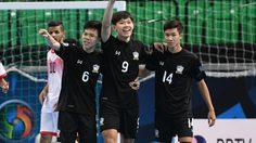 เครื่องร้อนช้า! ฟุตซอลทีมชาติไทย ถล่มบาห์เรน 4-0,เก็บ 6 แต้มศึก เอเอฟซี ยู20 (ไฮไลต์)