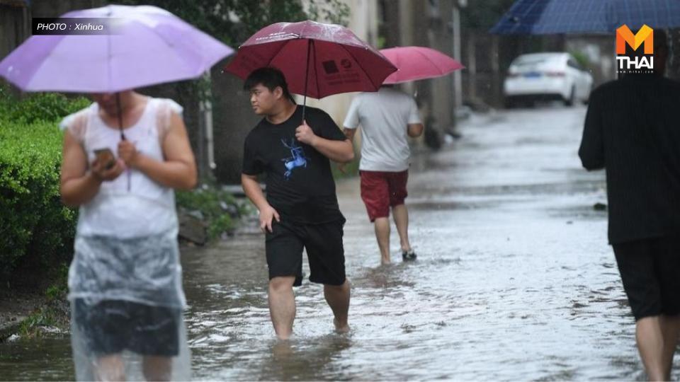 จีนจัดงบฯ เกือบ 800 ล้านหยวน ช่วยพื้นที่ประสบภัยพิบัติ