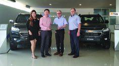 นักลงทุนมั่นใจ ขยายเครือข่ายผู้จัดจำหน่าย Chevroletภาคตะวันออกและภาคเหนือ