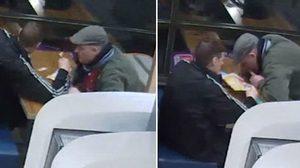 สองหนุ่มสกอตแลนด์เปลี่ยนบรรยากาศมาเสพ ยาเสพติด กลางร้าน McDonald's