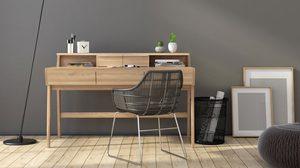 9 โต๊ะทำงาน ดีไซน์แจ่มสำหรับมุมสร้างสรรค์งานภายในบ้าน