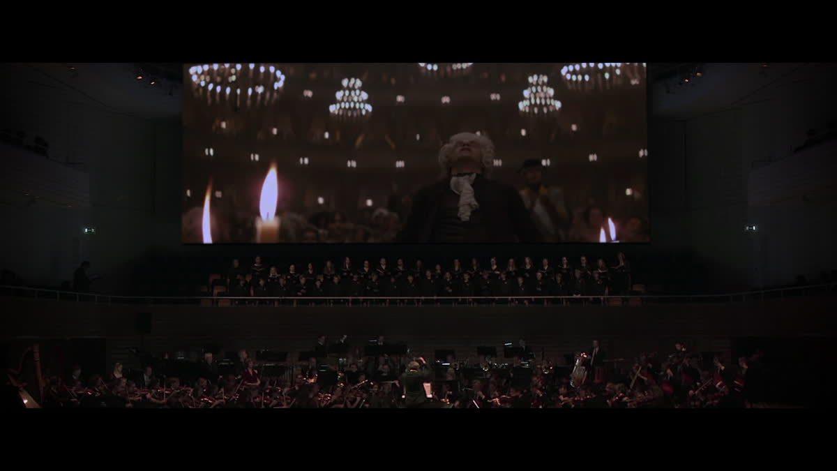 เปิดประสบการณ์สุดแสนล้ำค่าสำหรับคอหนัง Amadeus LIVE