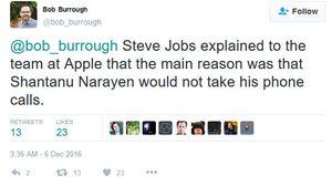 อดีตวิศวกรเผย Apple ไม่ยอมรับ Flash บนไอโฟนเพราะผู้บริหาร Adobe ไม่คุยกับจ็อบส์