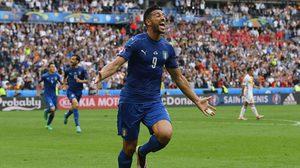 อิตาลี ล้างแค้นจาก 4 ปีก่อน อัดแชมป์เก่า สเปน 2-0 ร่วงรอบ 16 ทีม ยูโร 2016