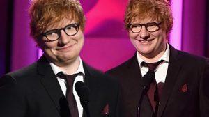 เอ็ด ชีแรน  ชนะสองรางวัล Grammy Awards แต่ไม่ได้ร่วมงาน เพราะหลับอยู่?!!