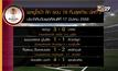 ผลยูโรป้า ลีก รอบ 16 ทีมสุดท้าย