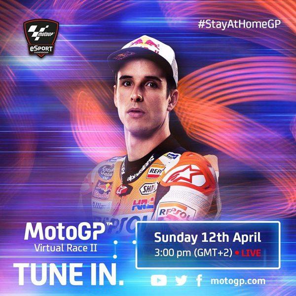MotoGP Virtual Race 02