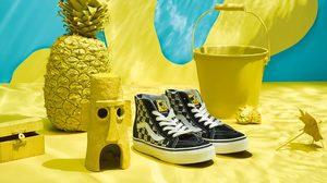Vans Vault x SpongeBob คอลเลคชั่นน่ารักๆ ของสาวกเจ้าฟองน้ำสีเหลือง