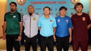 ลุ้นบอลชายหาดทีมชาติไทย ล่าแชมป์อาเซี่ยนที่บางแสนเย็นนี้