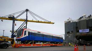 เปิดโฉมรถไฟฟ้าบีทีเอสขบวนใหม่ เตรียมให้บริการปลายปีนี้