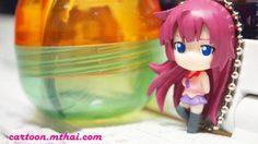 กาชาปอง บาเคะโมโนกาทาริ สวิง 03 จาก Big One toys