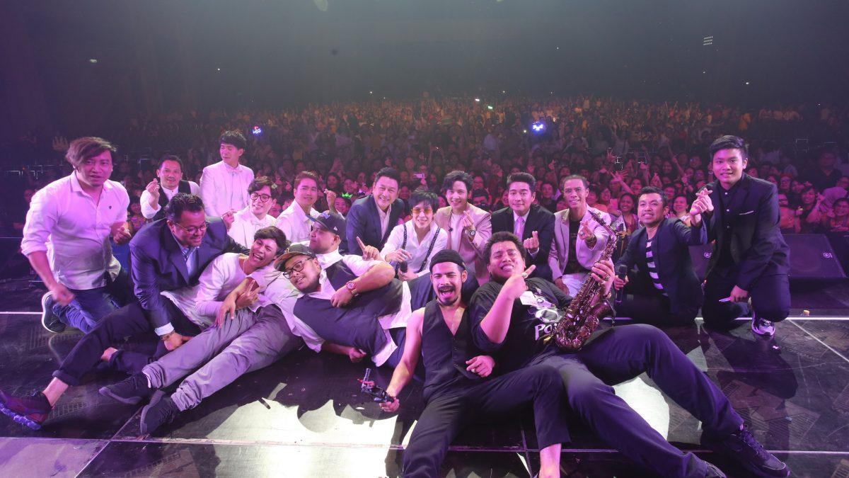 ไฮไลท์ Pink Park Eternal Love Concert คอนเสิร์ตแห่งความรัก