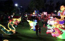 เทศกาลโคมไฟง่วนเซียว จ.พิษณุโลก