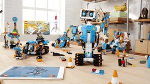 LEGO เปิดตัว Boost หุ่นยนต์เพื่อใช้เรียนรู้การเขียนโปรมแกรม