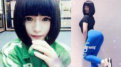 Gao Qian สาวหน้าจิ้มลิ้ม เจ้าของบั้นท้ายดินระเบิด ก้นสวย งอนเด้งที่สุดในจีน