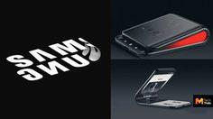 Samsung เปลี่ยนรูปโปรไฟล์เพจ เป็นโลโก้แบบพับ เตรียมต้อนรับสมาร์ทโฟนจอพับ!!