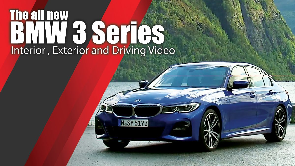 The all new BMW 3 Series - Interior , Exterior and Driving Video