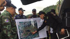 DSI ลงพื้นที่ตรวจสอบการบุกรุกป่า 'รังเย็นรีสอร์ท' จังหวัดเลย