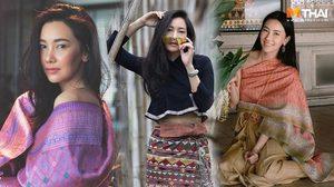 อนุรักษ์ความเป็นไทย! นุ่น วรนุช ใส่ชุดไทย เกือบทุกโอกาส สวยสง่ามากๆ