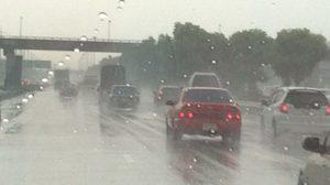 กรมอุตุฯ เผยไทยมีฝนตกหนักหลายพื้นที่-กทม.ตกบ่ายถึงค่ำ