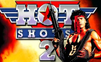 Hot Shots! Part Deux เสืออากาศจิตป่วน 2 นักรบแรมเบอะ