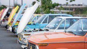 สวยและหายาก ส่อง BMW Classic ในงาน #BIMMERMEET3