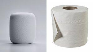 โดนอีกตามเคย!! ชาวเน็ตรวมใจกันโพสต์ภาพล้อเลียนลำโพงอัจฉริยะตัวล่าสุดของ Apple