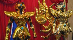 การ์ตูนอนิเมะ Saint Seiya Soul of Gold พร้อมฉายฤดูใบไม้ผลิ 2015!!