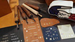 กระเป๋าที่มีใบเดียวในโลก Lacosteอิมพอร์ตช่างจากฝรั่งเศส สลักชื่อฟรี