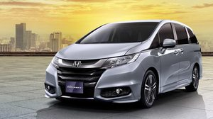 2017 Honda Odyssey โฉมใหม่ เปิดตัวแล้วที่อินโดฯ