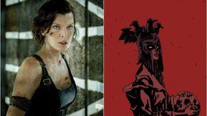 มิลลา โจโววิช จอมเวทย์หญิงผู้ทรงพลานุภาพ บทบาทใหม่ในหนัง Hellboy