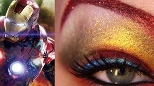 Avengers' Eye Makeup เขียนตาธีมฮีโร่ที่คุณชื่นชอบ