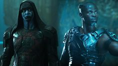 โรแนน และ โคแรธ จากหนัง Guardians of the Galaxy ปรากฏตัวในหนัง Captain Marvel