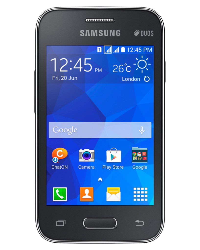 Samsung Galaxy Young 2 [Black]