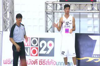 การแข่งขัน TBL 2014 ชลบุรีไฮเทค VS ตากสินวอริเออร์ Q2