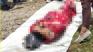 คนร้ายฆ่าสาวเปลือย ใช้ผ้ารัดคอทิ้งคูน้ำ รับสารภาพถูกขัดใจ