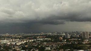 กรมอุตุฯ เตือน 'พายุอำพัน' กระทบทุกภาคของประเทศ ถึง 21 พ.ค.63
