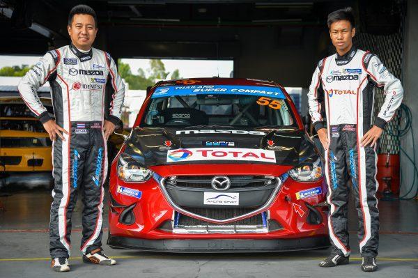 Mazda Motorsport Rcae 02