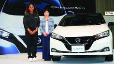 Nissan เปิดตัวแบรนด์แอมบาสเดอร์ นาโอมิ โอซากะแชมป์ แกรนด์ สแลมคนล่าสุด