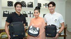 เพื่อน – ภณ ร่วมพิธีลงนาม เปิดช่องทางจำหน่ายผลิตภัณฑ์ Maithong Collection