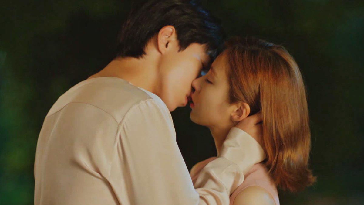 รวมฉากจูบสุดฟิน จากซีรีส์ 'The Bride of Habaek ดวงใจฮาแบ็ค'