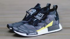 adidas NMD TS1 กลับมาอีกครั้ง ร่วมกับ BAPE และ NEIGHBORHOOD